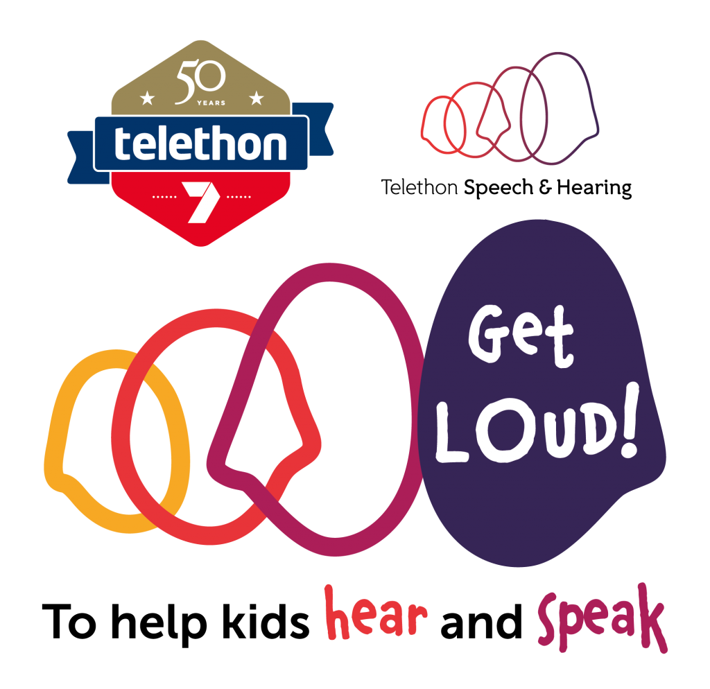 Get Loud Telethon Speech And Hearing