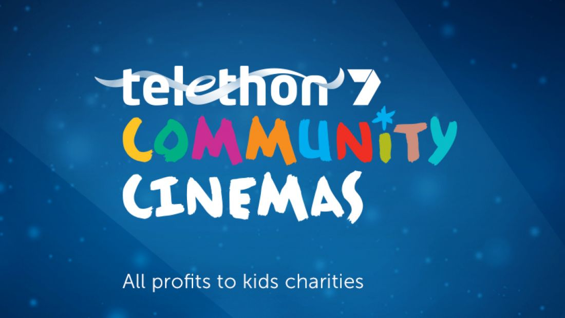 Telethong 2017 Community Cinemas