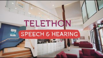 Telethon Speech & Hearing Brand Video