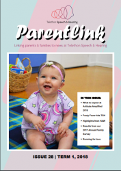 Parentlink cover 2018T1