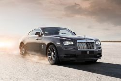 WIN A ROLLS-ROYCE FOR 24 HOURS 2ND PRIZE - VALUED AT $5,555