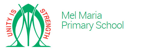 Mel Maria Catholic Primary School Logo