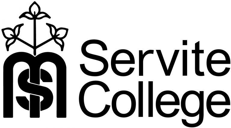 Servite College Logo