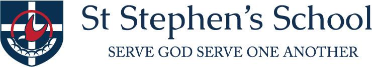 St.Stephen's School Logo