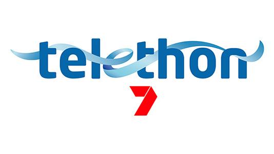 Telethon 7 logo