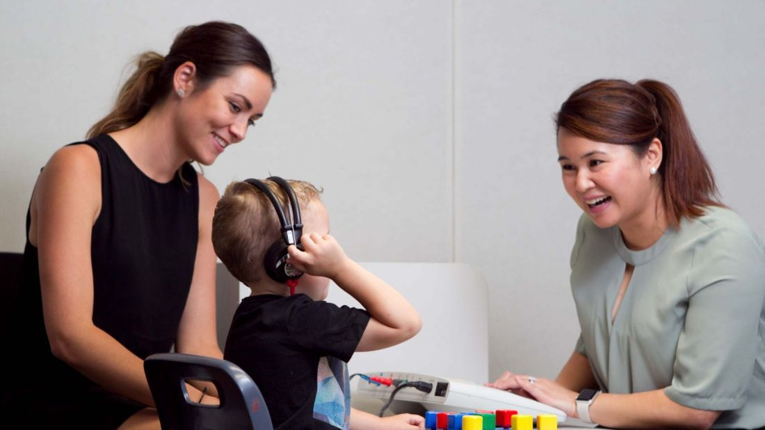 TSH Audiology Hearing Test