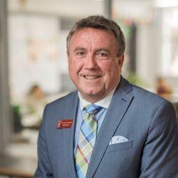 Dr Alec O'Connell (Board Member)