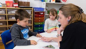 TSH Talkabout Literacy Classroom