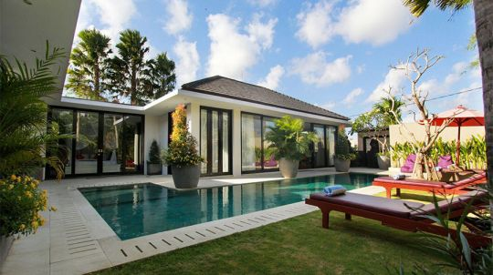 First Make a difference Lottery Prize Bali Villa