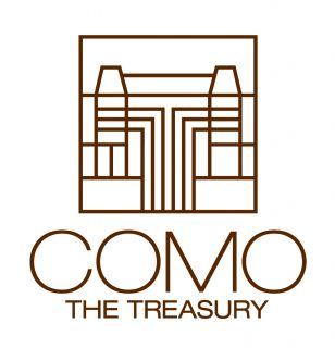 COMO The Treasury Logo