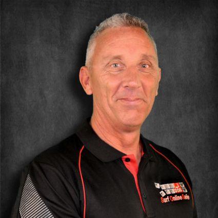 Photo of Paul Litherland Former police officer & Founder of Surf Online Safe