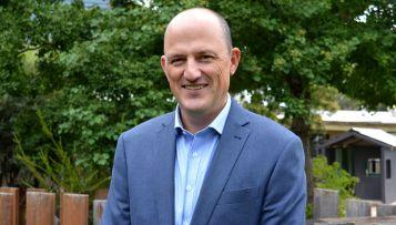 Telethon Speech Hearing Chief Executive, Mark Fitzpatrick