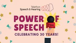 Power of Speech 30th Anniversary Header