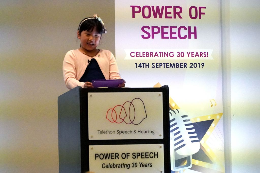 Power of Speech 2019 Chloe