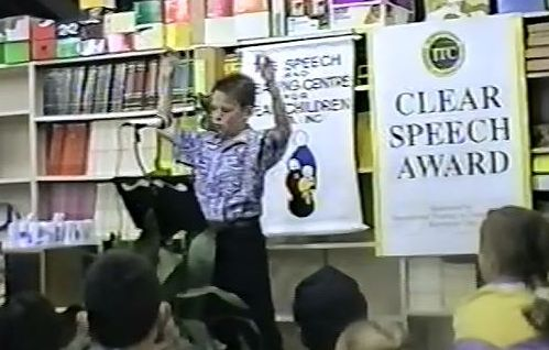 Clear Speech Power of Speech 1989
