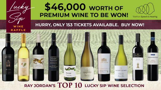 Lucky Sip 2019 Wine Raffle