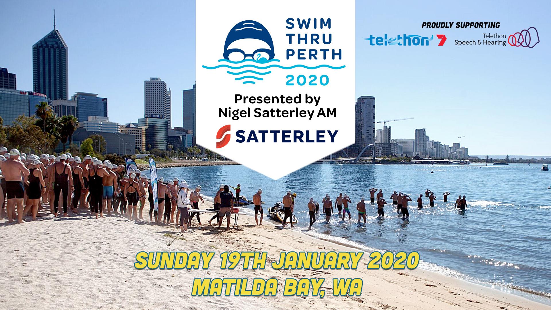 Swim Thru Perth 2020
