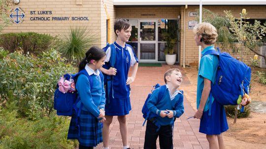 Transitioning to mainstream school