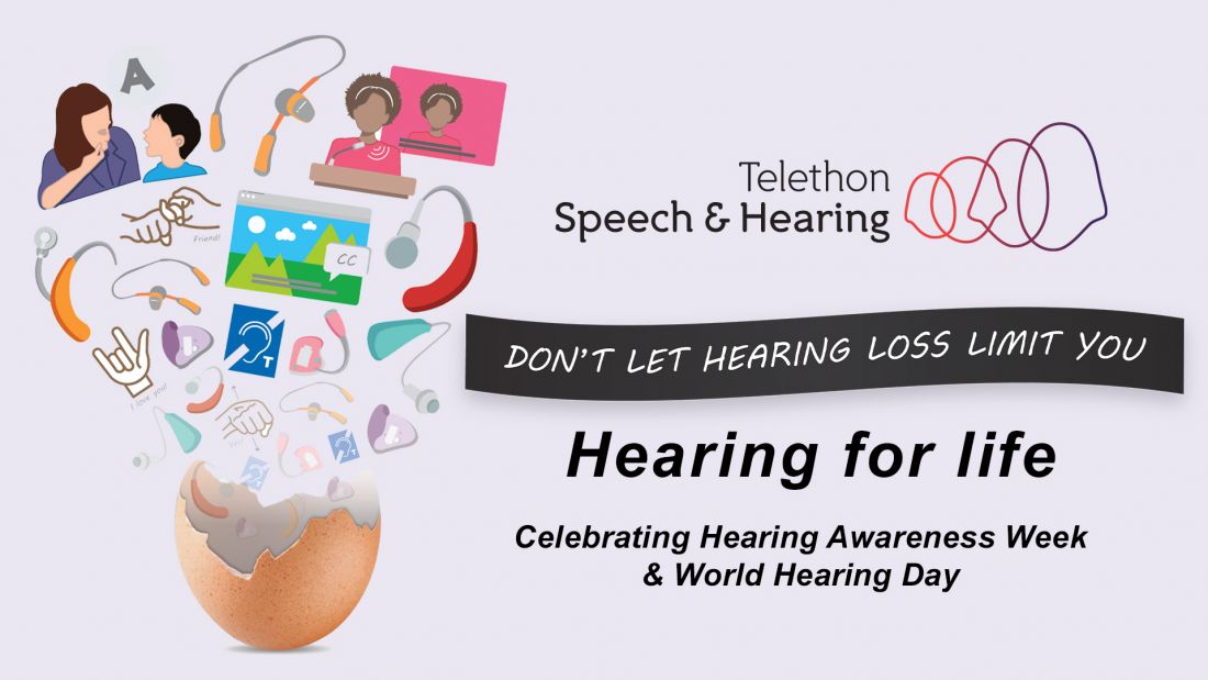 Telethon Speech & Hearing Celebrates World Hearing Day