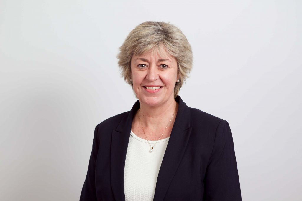 Janene Hall, Principal Telethon Speech Hearing