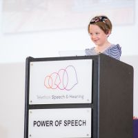 Telethon Speech & Hearing Power of Speech 2020