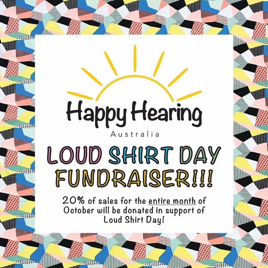Happy Hearing Australia LSD 2020 Fundraiser