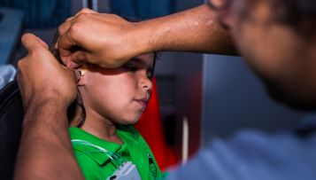 Telethon Speech Hearing Chevron Ear Health Program