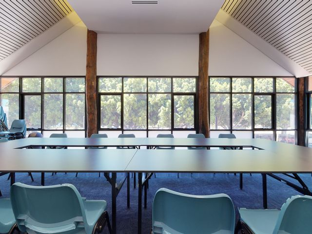 VR-Telethon Speech Hearing-Venue Hire-Executive Boardroom