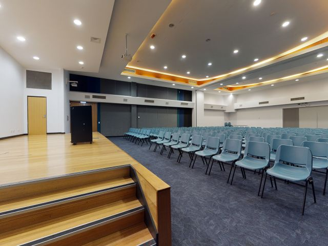 AR-Telethon Speech Hearing-Venue Hire-Auditorium