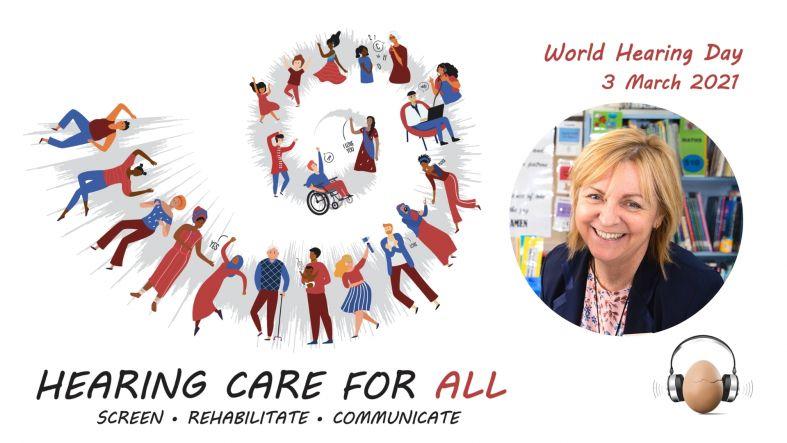 Josie Sullivan Hearing Awareness Week Staff Profile