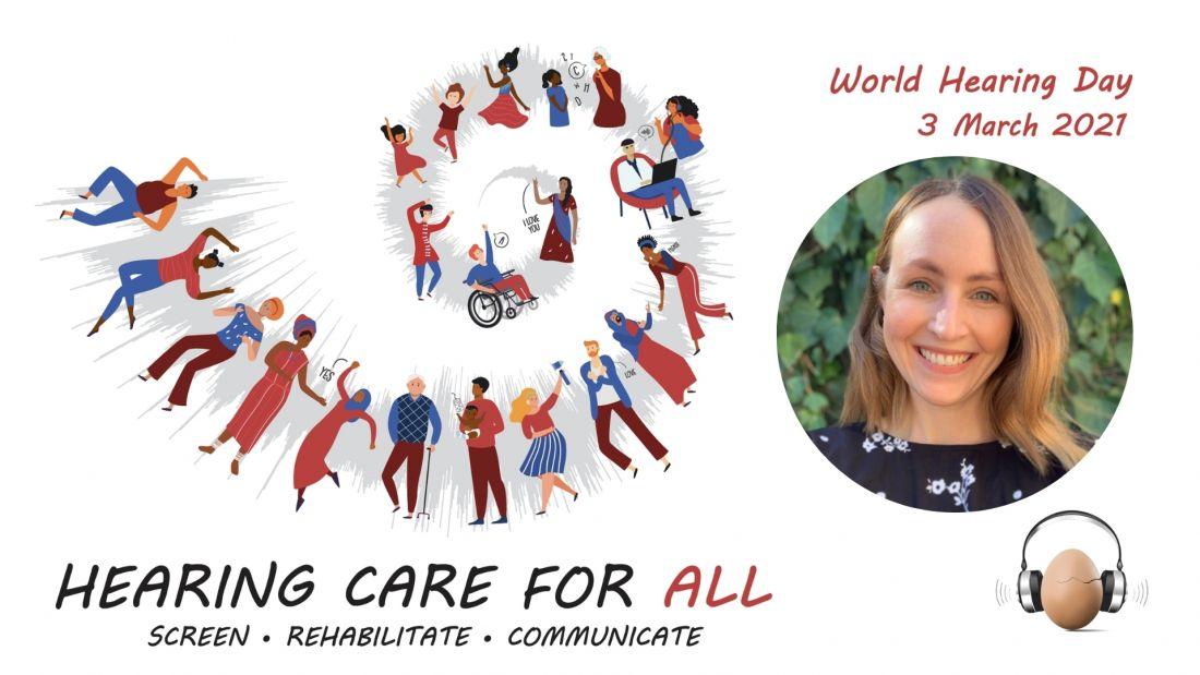 Kiah Hall Hearing Awareness Week Staff Profile