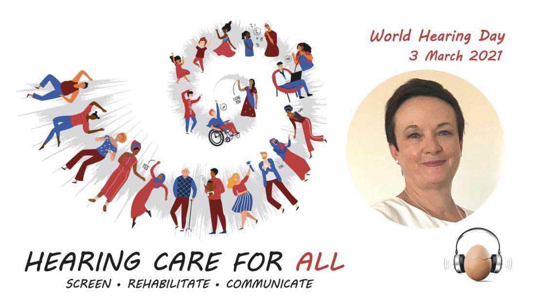 Karina op den Dries Hearing Awareness Week Staff Profile