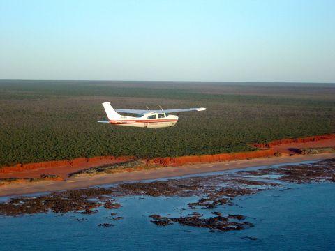 Air Kimberley Flight Broome