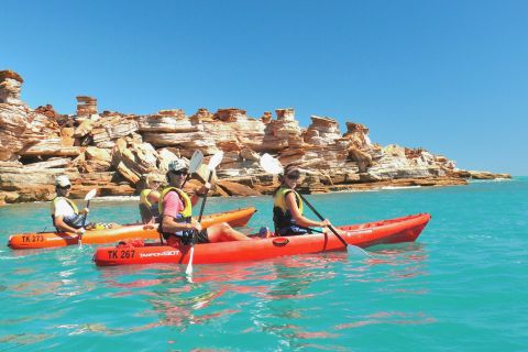 Broome Adventure Company Kayak Tour