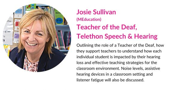 Josie Sullivan Teacher of the Deaf Bio