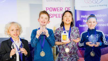 Power of Speech 2021 Winners